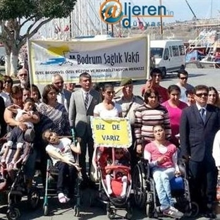 Bodrum'da Engelliler Haftası Etkinlikleri