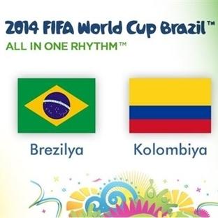 Brezilya 2014 Analizi: Brezilya–Kolombiya (Bölüm:4