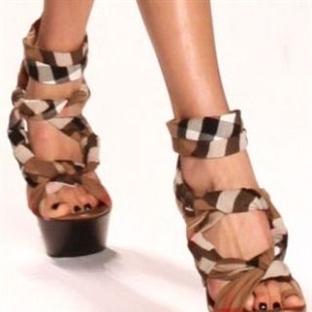Burberry Ayakkabı – Sandalet