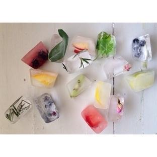 Buz Küpleriyle Güzelleşin