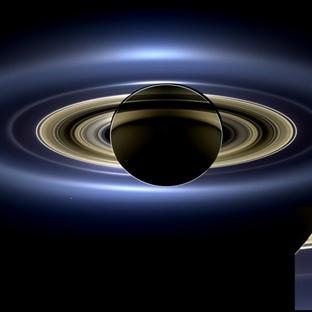 Cassini'den Satürn'ün En Muhteşem On Fotoğrafı