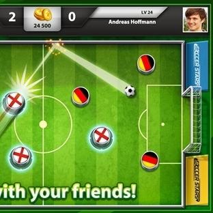 Cebinizde Futbol Keyfi – Soccer Stars!