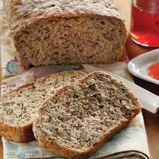 Çekirdekli Ekmek Tarifi