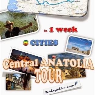 Central Anatolia Tour