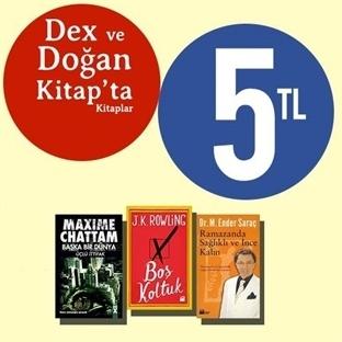 D&R'ın 5 TL Kampanyası (Doğan Kitap/Dex)