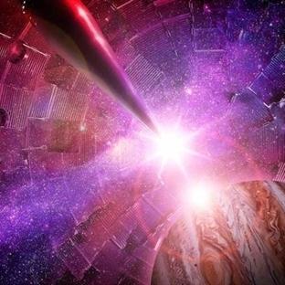 Dev Gezegenlerin Derinlikleri Lazerle Oluşturuldu