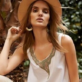 Dilvin bayan yazlık giyim modası