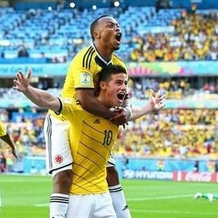 Dünya Kupasının Yıldızı:James Rodriguez
