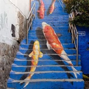 Dünyanın En Güzel 18 Merdiveni