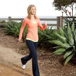 En sağlıklı egzersiz Yürüyüş