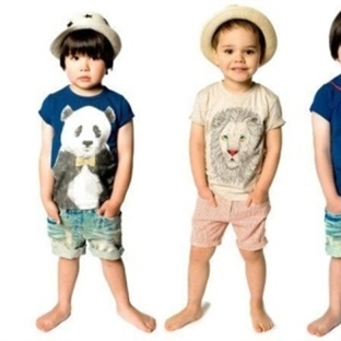 Erkek Çocuk Yazlık Kıyafet Modelleri