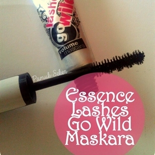 Essence Lashes Go Wild Maskara