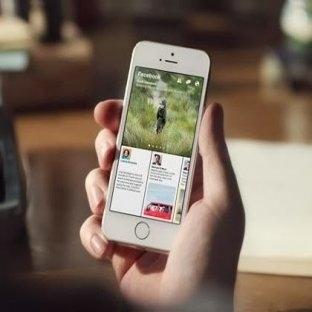 Facebook ve Paper Uygulaması