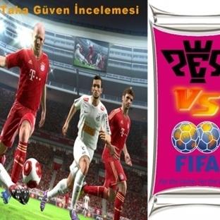 FIFA 15 ve PES 15 Ön Karşılaştırma!