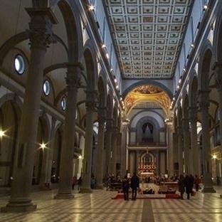 Floransa San Lorenzo Bazilikası