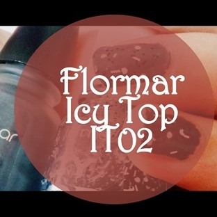 Flormar Icy Top Oje / IT02