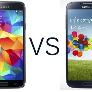 Galaxy S5 ile S4 Karşılaştırması