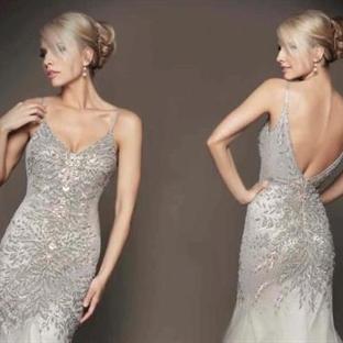 Gece Elbisesi Modelleri 2014