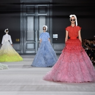 Giambattista Valli Couture 2014 Kış