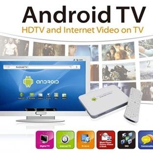 Google Android TV, Oyun hazırlıkları yapıyor