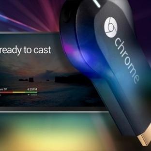 Google Chrome Cast Cihazlara Sesle Bağlanacak