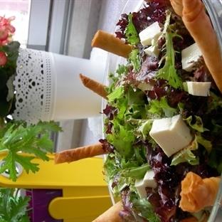 güneş salatası