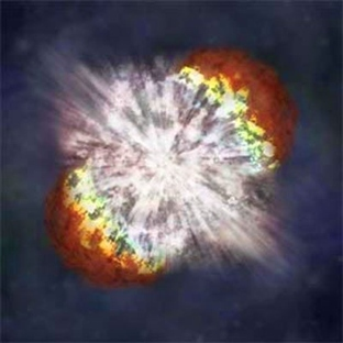 Hallice Bir Patlama (Big Bang) – Alim Adil Tüzün
