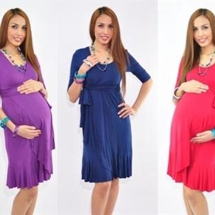 Hamileyken şık görünmek