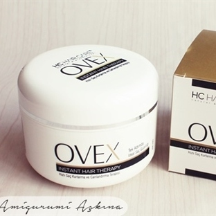HC Ovex Hızlı Saç Kurtarma ve Canlandırma