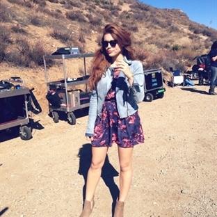 Holland Roden: Teen Wolf'un Lydia'sı