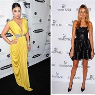 Hollywood Ünlülerinin En Şık Elbiseleri