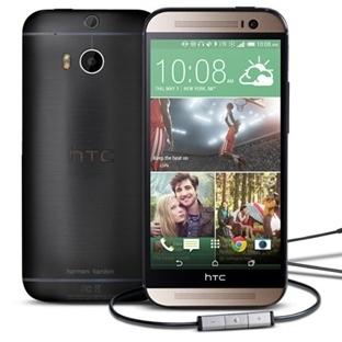 HTC ONE M8'in Çift Sim Kartlı Modeli Piyasaya Çıkı