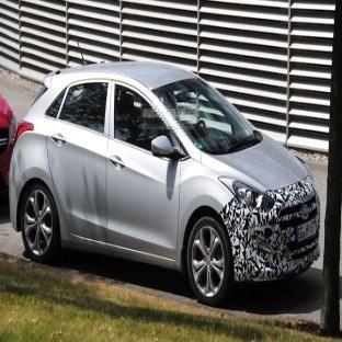 Hyundai İ30 makyajlanıyor