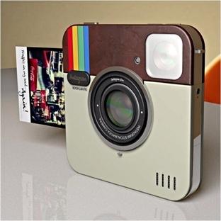 Instagram Artık Gerçek Bir Fotoğraf Makinesi!