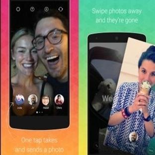 Instagram'dan Snapchat'e Rakip!
