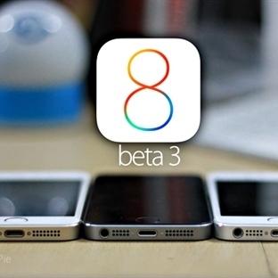 iOS 8 Beta 3 Ne Gibi Yenilikler Getirdi ?