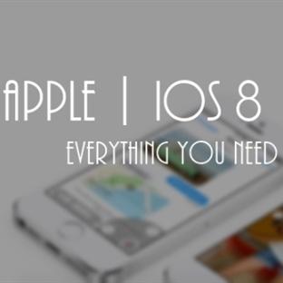 iOS 8′de Mesajlaşma Uygulaması – Genel Bakış