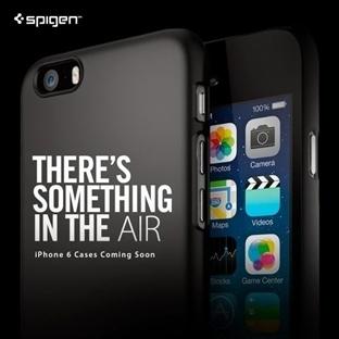 iPhone 6 ve iPhone Air İsimleri ve Kılıfları Spige