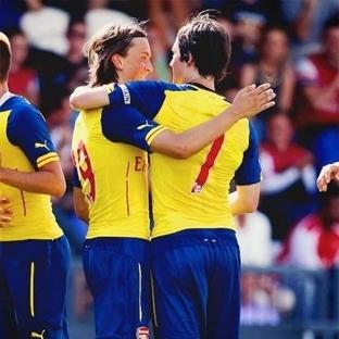 Isınma Turları: Boreham Wood 0-2 Arsenal
