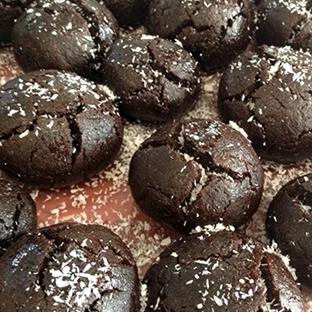 Kakaolu Islak Kurabiye – Brownie Kurabiye Tarifi
