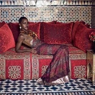 Kapak Kızı: Lupita Nyong'o