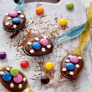 Kaşıkta Çikolata