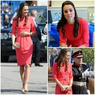 Kate Middleton: Goat Scarlett Elbise