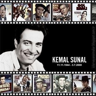 Kemal Sunal'a Saygıyla...
