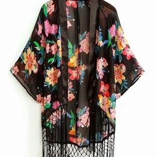 Kimonolar nasıl giyilir ne ile kombinlenir?