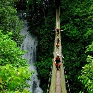 Kostarika'da Yapılacak En İyi 5 Şey!