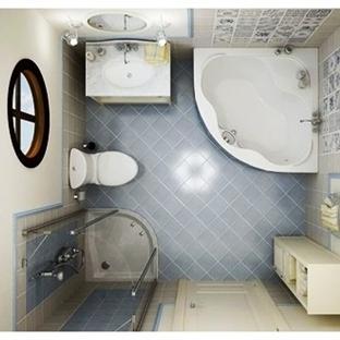 Küçük Banyolar için En iyi Dekorasyon Fikirleri