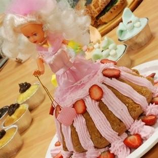 Küçük Doğum Günü Pastası