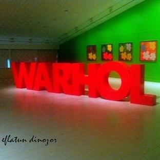 KÜLTÜR GÜNLERİ:ANDY WARHOL