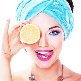 Limon İle Güzellik Önerileri